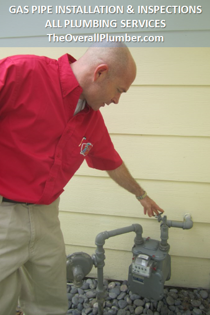 Houston Certified Plumber for Gas System Testing  Get Your Houston Home Gas System Tested and Inspected