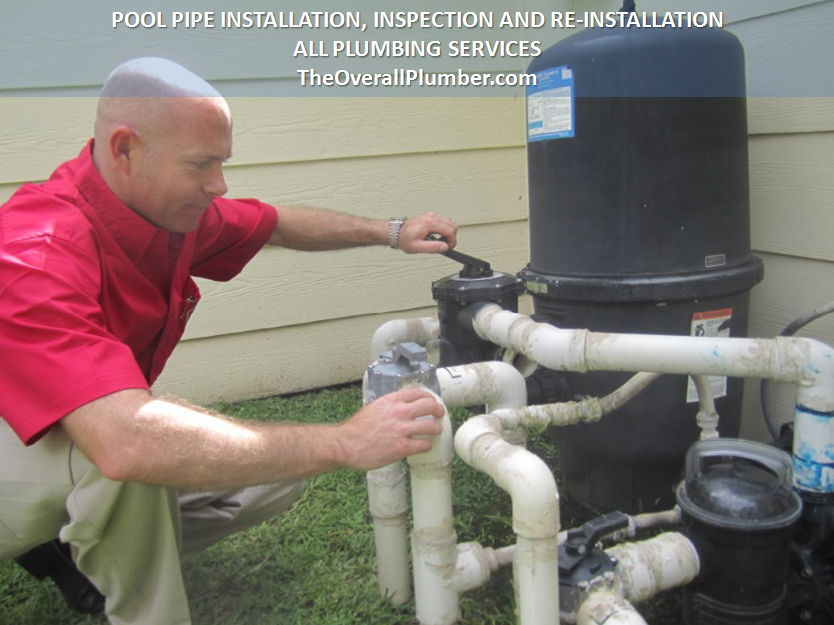 Plumbing Services in Houston - Re Piping Cast Iron Pipes in Homes - The Plumbe
