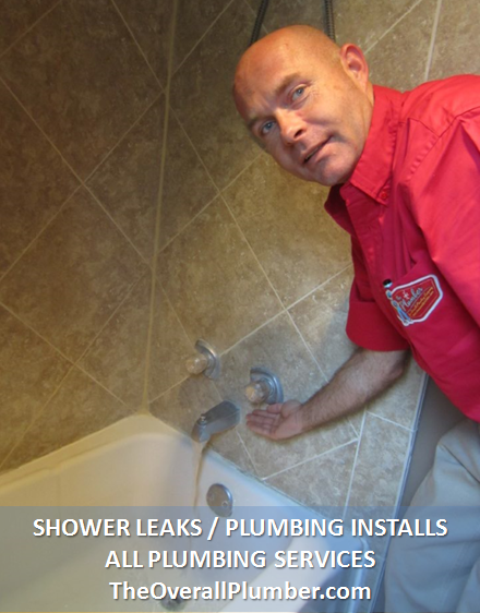 Houston Plumber - Shower Leaks, Clogged Pipes, Plumbing Services - The Plumber